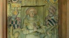 Grabmal Wolf von Hürnheim zum Tuttenstein